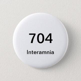 704 Interamnia Knopf Runder Button 5,1 Cm