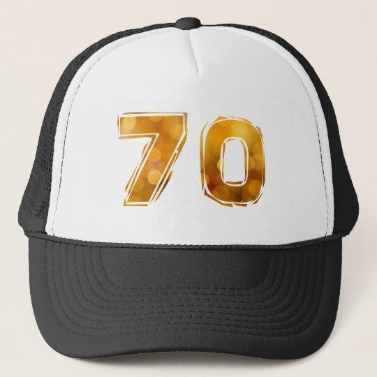 70 Geburtstag Truckerkappe