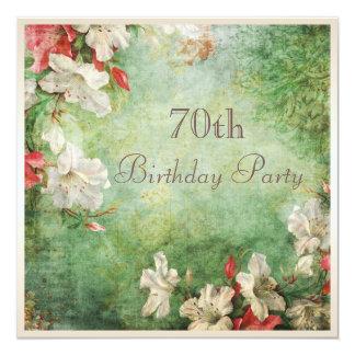 70. Geburtstag Einladungen