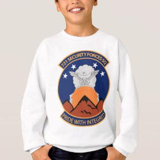 721st Sicherheitskraft-Geschwader Sweatshirt
