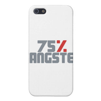 75% Gangster iPhone 5 Case