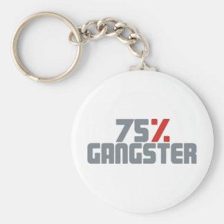 75 Gangster Schlüsselband