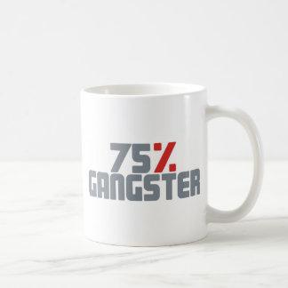 75 Gangster Haferl