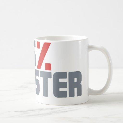 75% Gangster Teetasse