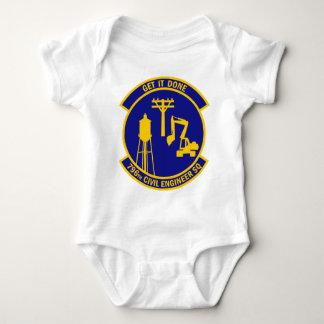 796th Ziviles Ingenieur-Geschwader - erhalten Sie Baby Strampler