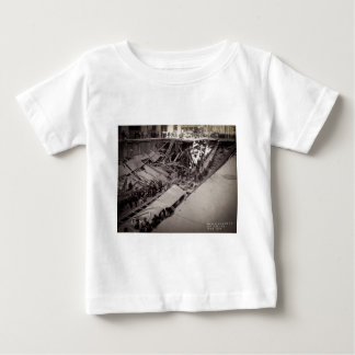7. Alleen-Straßen-Einsturz New York City 1915 Baby T-shirt