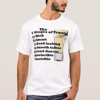 7 Bühnen Tequila T-Shirt