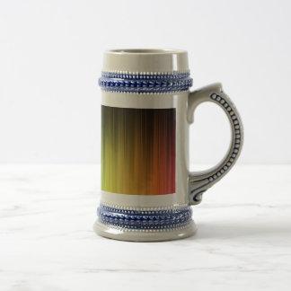 7 Farben Bierglas