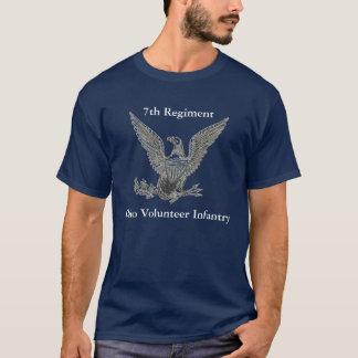 7. Freiwillige Infanterie Ohios T-Shirt