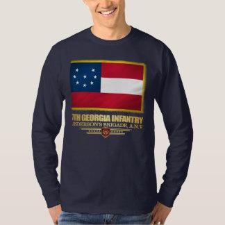 7. Georgia-Infanterie (1) T-Shirt