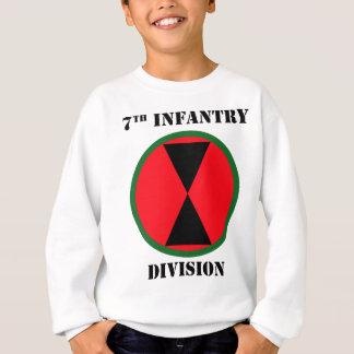 7. Infanteriedivision W/Text Sweatshirt