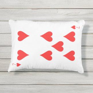 7 von Herzen Kissen Für Draußen