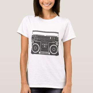 80er Boombox T-Shirt