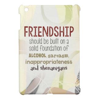 810.friendship-shenanigans iPad mini hülle