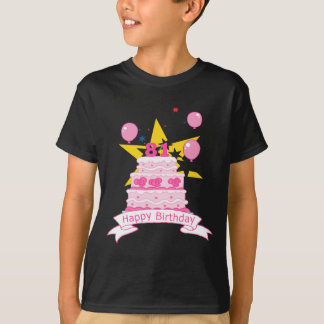 81 Jährig-Geburtstags-Kuchen T-Shirt