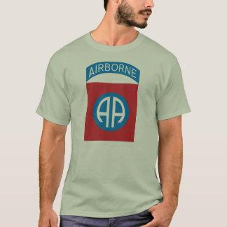82. Im Flugzeug Abteilung T-Shirt