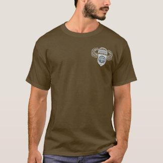 82. Im Flugzeug Abteilung Vintag T-Shirt