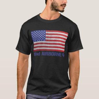 82. Im Flugzeug Abteilungs-Fort- T-Shirt