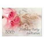 85th Geburtstags-Party Einladung 12,7 X 17,8 Cm Einladungskarte
