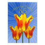 85th Überraschungs-Geburtstags-Party Einladung