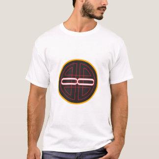 888 rundes Logo 2 T-Shirt