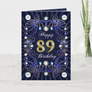 Lustige geburtstagskarten zum 89
