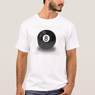 8 Ball - Billard T-Shirt