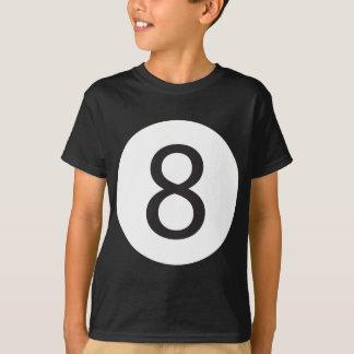 8 Ball-Shirt T-Shirt