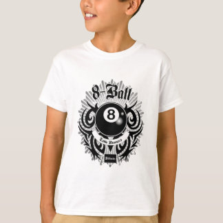 8 Ball-Tabellen-Läufer T-Shirt