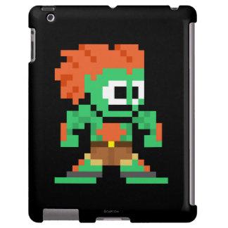 8-BitBlanka iPad Hülle