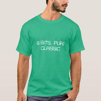 8 Bits, reiner Klassiker T-Shirt