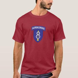 8. Infanterie-Abteilung (im Flugzeug T - Shirt) T-Shirt