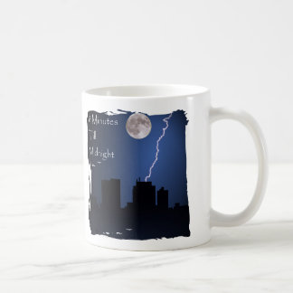 8 Minuten bebauen MitternachtsTasse Kaffeetasse
