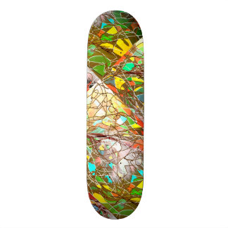 "½ 8"" Skateboard-Plattform mit modernem Entwurf Skateboard Bretter"
