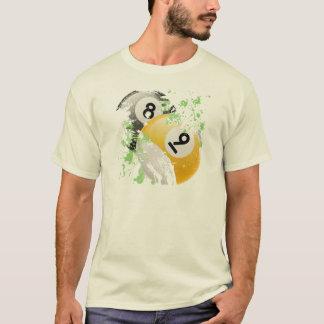 8 UND 9 BILLARDKUGELN T-Shirt