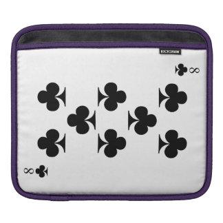 8 von Vereinen iPad Sleeve