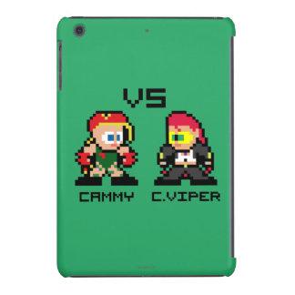 8bit Cammy GEGEN C.Viper iPad Mini Hüllen