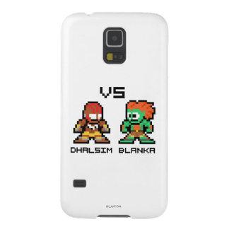 8bit Dhalsim GEGEN Blanka Samsung Galaxy S5 Hüllen
