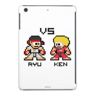 8bit Ryu GEGEN Ken iPad Mini Cover