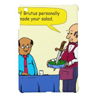 904 KochBrutus machte den Salat-Cartoon iPad Mini Cover