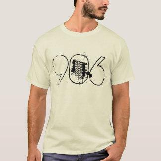 """""""906"""" Reifen-Schritt-T - Shirt der oberen"""
