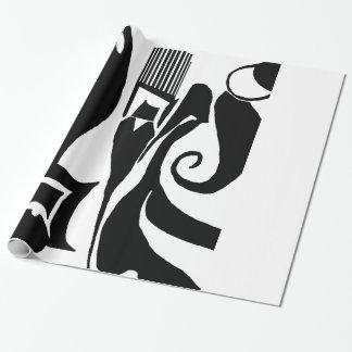 90 Druck-Entwurfs-Packpapier Geschenkpapier