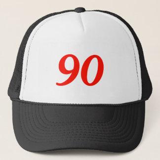90. Geburtstags-Geschenke Truckerkappe