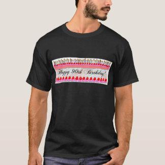 90. Geburtstagskuchen T-Shirt