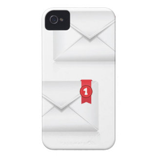 91Mailbox wachsames Icon_rasterized Case-Mate iPhone 4 Hülle