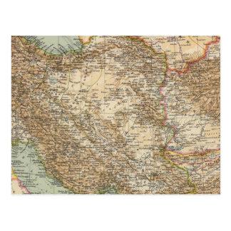 92 Persien, Afghanistan Postkarte
