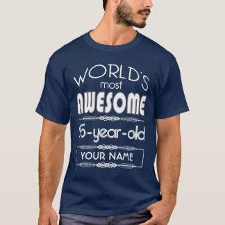 95. Geburtstags-Weltgut fabelhaftes dunkelblaues T-Shirt
