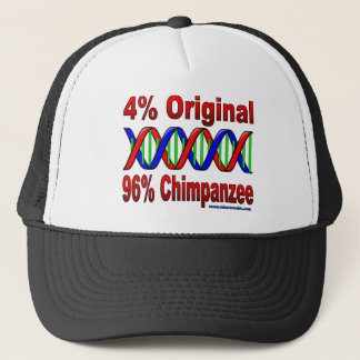 96% Schimpanse Truckerkappe
