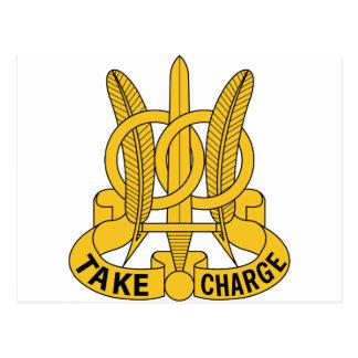 97. Militärpolizei-Bataillon Postkarte