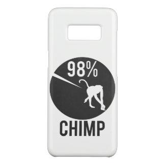 98% Schimpanse Case-Mate Samsung Galaxy S8 Hülle